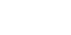 Marval Power White Logo
